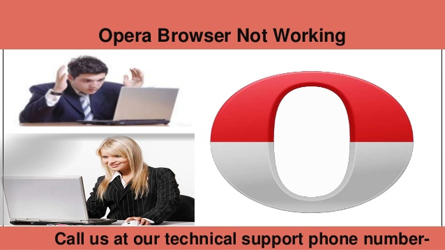 Opera browser Customer Support Number