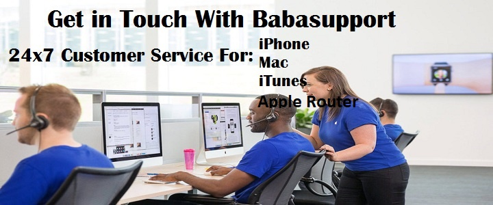 Baba Support For Apple Router Support