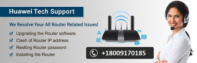 Huawei Routers Customer Service