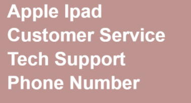 iPad Customer Service Number