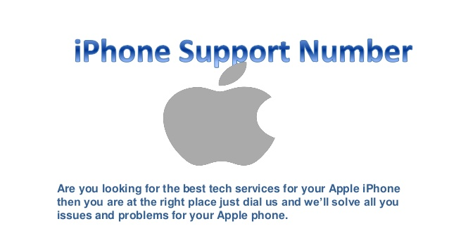 iphone customer support