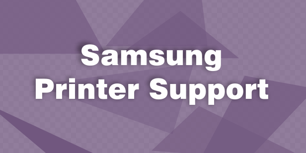 Samsung Printers Customer Support Number