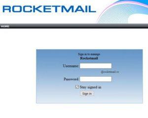 rocket mail customer support