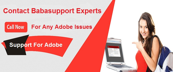 Support For Adobe