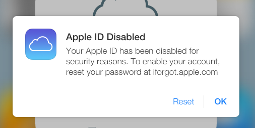 Recover Your Apple ID