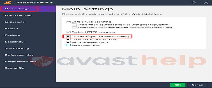 avast slowing pc