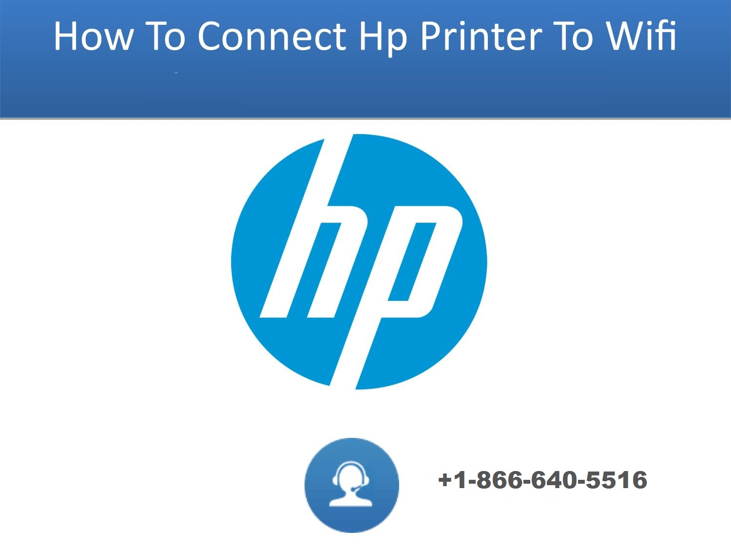 Connect Hp Printer to wifi