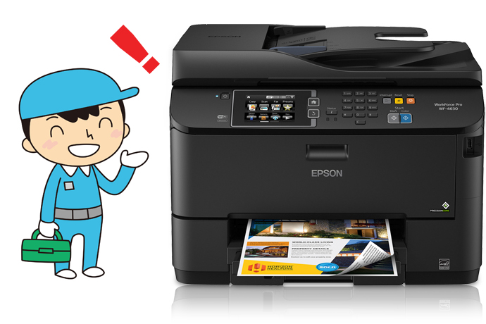 Epson Printer in Error State