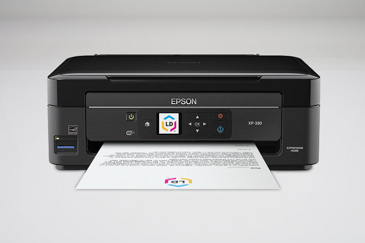 Epson Printer Won't Print Black