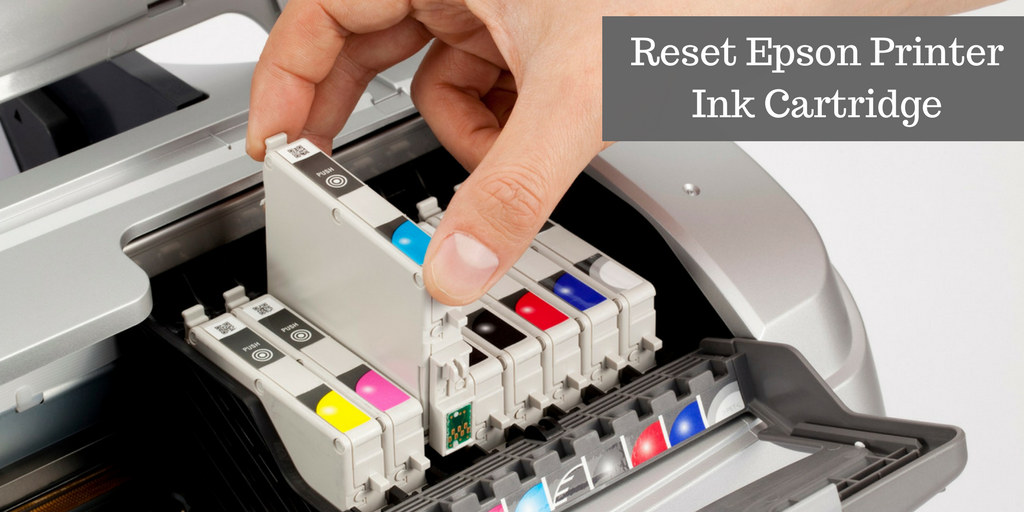 Reset Epson Ink cartridge