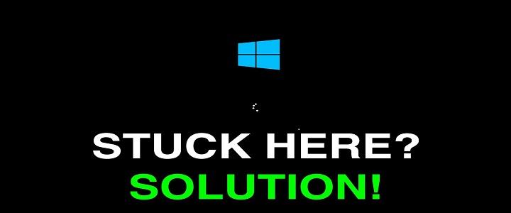 Windows 10 Black Screen Error