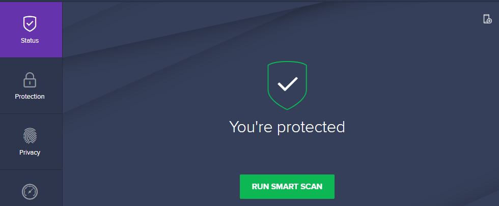 Avast not working