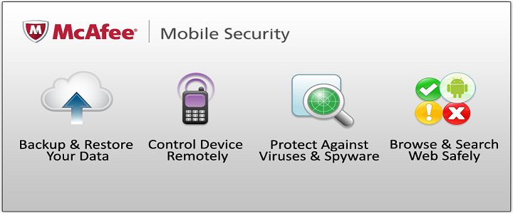 bypass mcafee mobile security