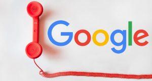 google support number