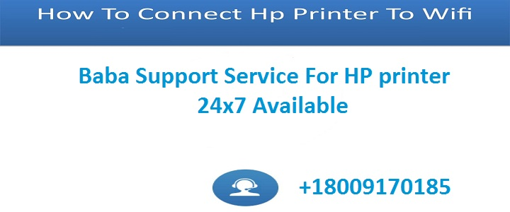 How to Connect HP Printer to WiFi