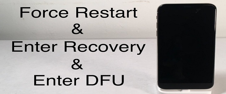 iPhone Recovery Mode
