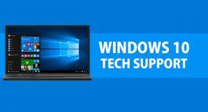 windows tech support