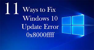 0x8000ffff windows 10