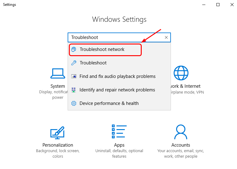 HP Laptop Not Connecting To WiFi Windows 10