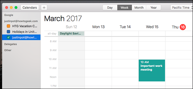 Mac Calendars Not Syncing