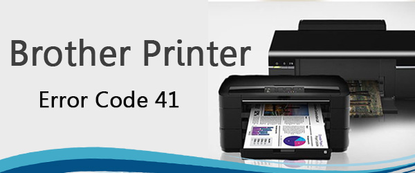 Brother Printer Error Code 41