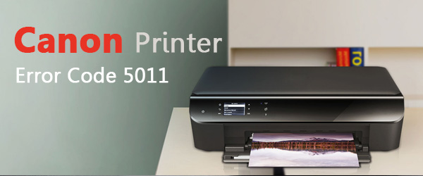 Canon Printer Error Code 5011